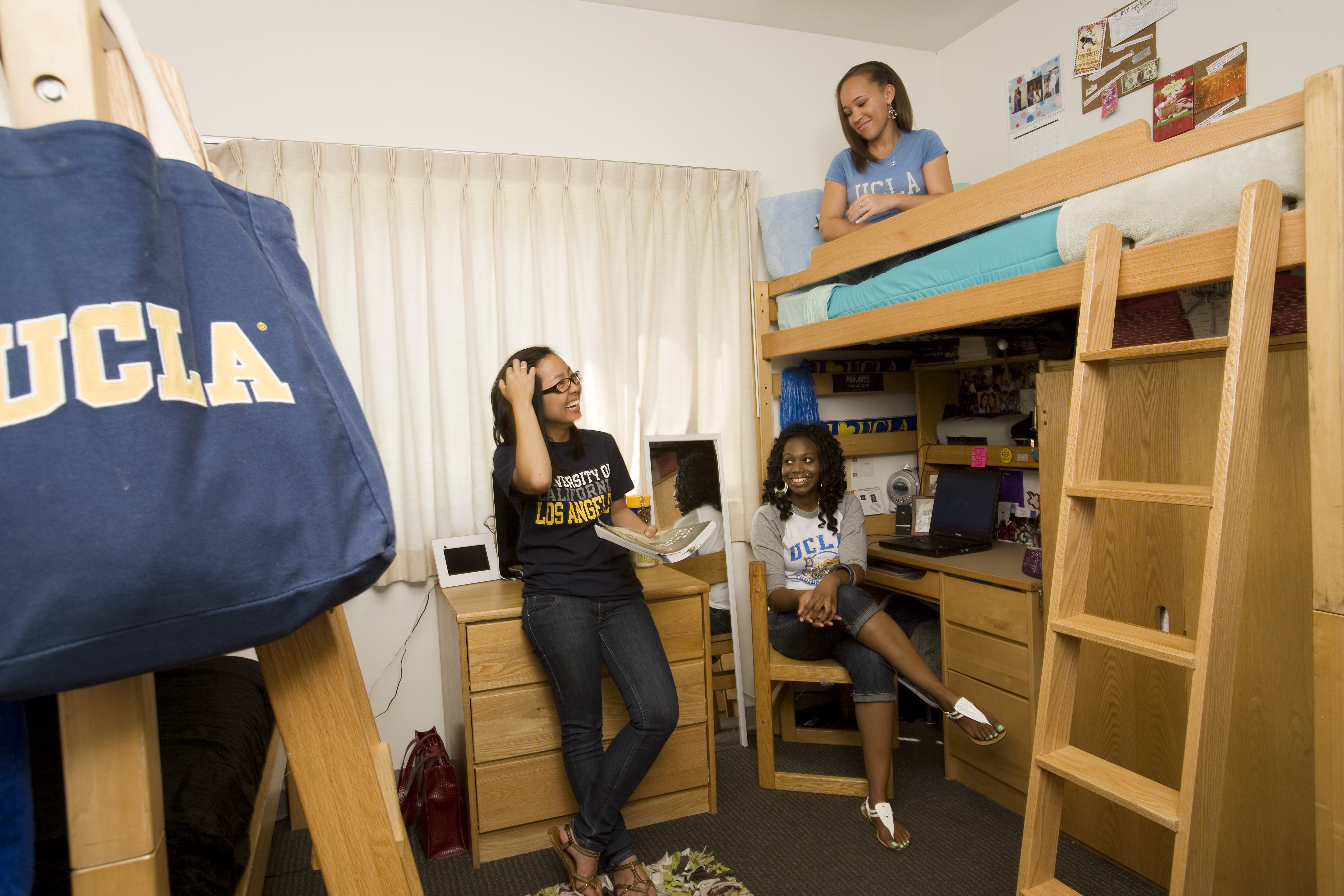 Ucla Dorms From dorms to a...