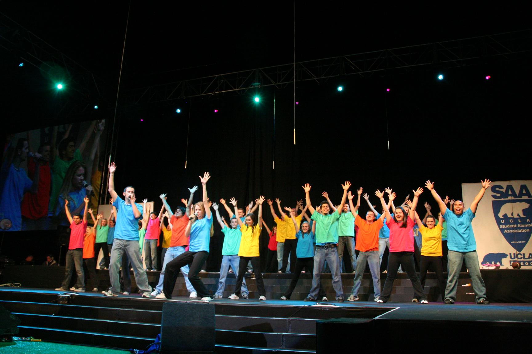 ucla spring sing 2012 crew