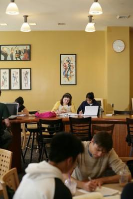 Bruin Cafe---Photo Credit: Stephanie Diani