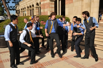 Bruin Harmony--- Photo Credit: UCLA Image Library