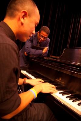 UCLA Gluck Jazz Combo: Julian Le